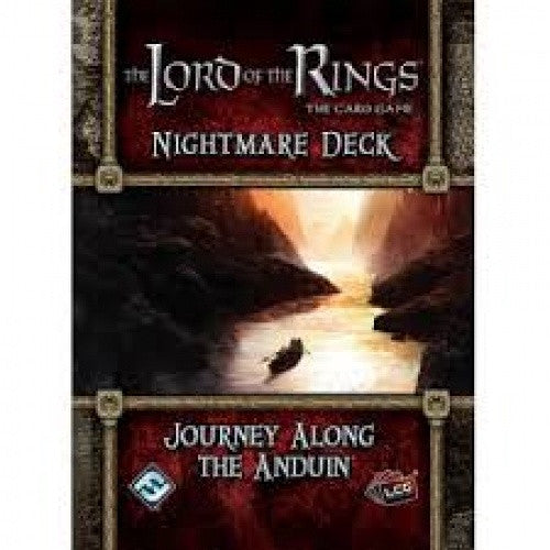 Lord of the Rings Living Card Game - Journey Along The Anduin Nightmare Deck - 401 Games