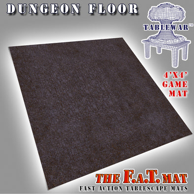 F.A.T. Mats - 4x4 - Dungeon Floor