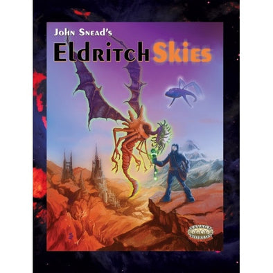 Buy Savage Worlds - Eldritch Skies and more Great RPG Products at 401 Games