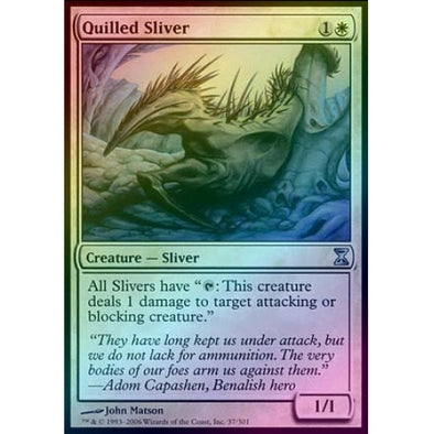 Quilled Sliver (Foil) - 401 Games