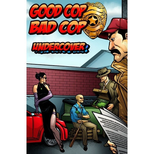 Good Cop Bad Cop - Undercover available at 401 Games Canada