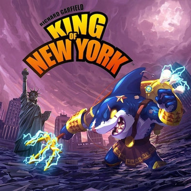 King of New York - Power Up available at 401 Games Canada