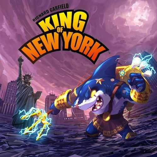 King of New York - Power Up - 401 Games