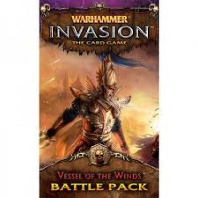 Warhammer Invasion - Vessel of the Winds Battle Pack (No Restock) - 401 Games