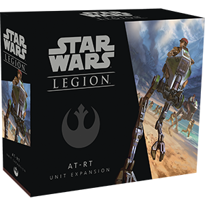 Buy Star Wars - Legion - Rebel - AT-RT and more Great Tabletop Wargames Products at 401 Games