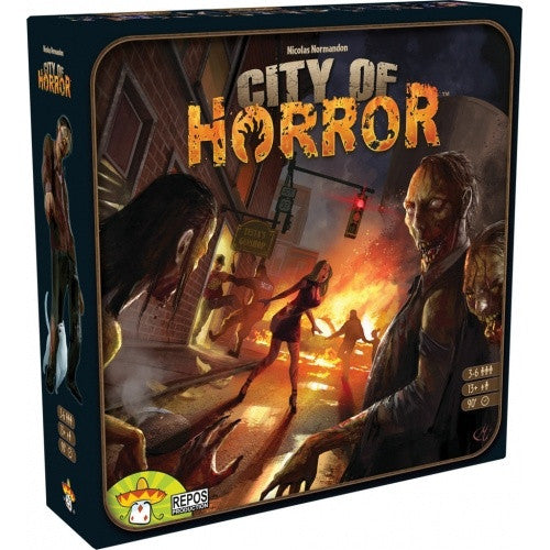 City of Horror - 401 Games