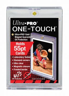 Buy Ultra Pro - Magnetic One Touch - 55pt and more Great Sleeves & Supplies Products at 401 Games