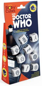 Rory's Story Cubes - Doctor Who available at 401 Games Canada