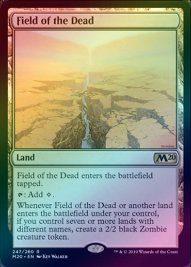 Field of the Dead (Foil) (M20) - 401 Games