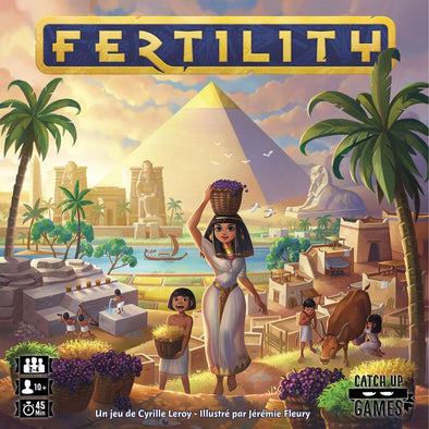 Buy Fertility (Pre-Order) and more Great Board Games Products at 401 Games