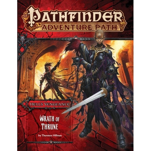 Pathfinder - Adventure Path - #104: Wrath of Thrune (Hell's Vengeance 2 of 6) (CLEARANCE) available at 401 Games Canada