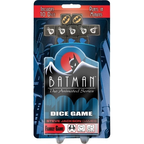 Batman The Animated Series Dice Game - 401 Games