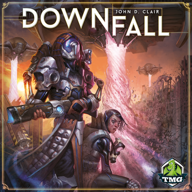 Buy Downfall and more Great Board Games Products at 401 Games