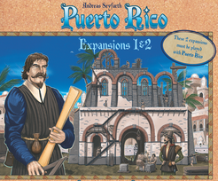 Puerto Rico: Expansions 1 & 2 - The New Buildings & The Nobles