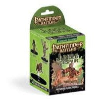 Buy Pathfinder Battles - Jungle of Despair Booster Pack and more Great RPG Products at 401 Games