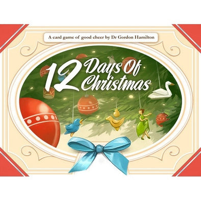 Buy 12 Days of Christmas and more Great Board Games Products at 401 Games