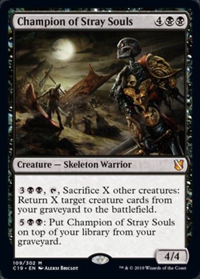 Champion of Stray Souls (C19)
