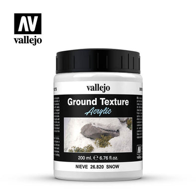 Vallejo - Diorama Effects - Ground Texture - Snow - 401 Games