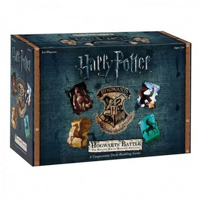 Harry Potter: Hogwarts Battle - The Monster Box of Monsters Expansion - 401 Games