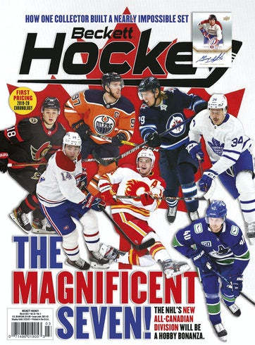 Beckett - Hockey - March 2021 available at 401 Games Canada
