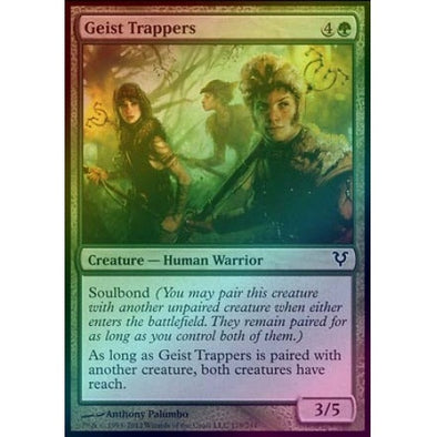 Geist Trappers (Foil) (AVR) available at 401 Games Canada