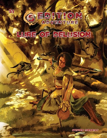 5th Edition Adventures S1: Lure of Delusion - 401 Games