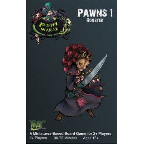 Puppet Wars Pawns 1 Expansion