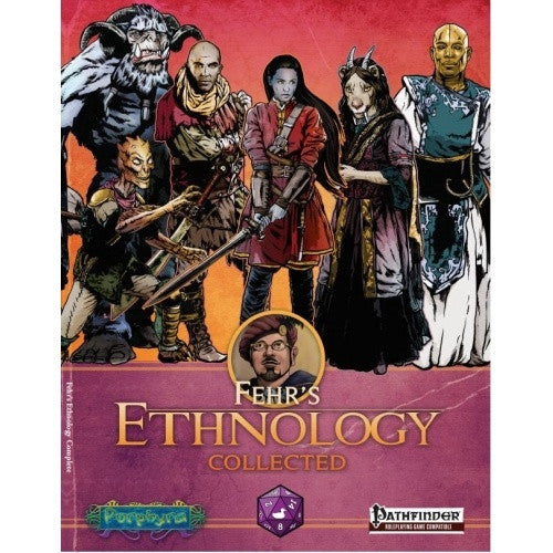 Buy Pathfinder - Campaign Setting - Fehr's Ethnology Collected and more Great RPG Products at 401 Games