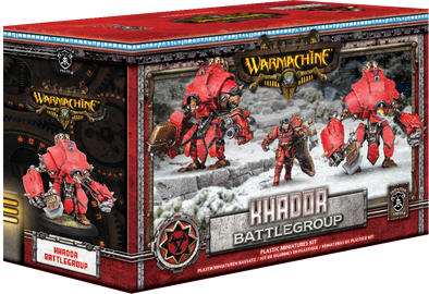 Buy Warmachine - Khador - Battlegroup and more Great Tabletop Wargames Products at 401 Games