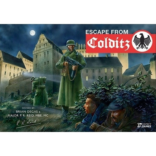 Escape from Colditz - 401 Games