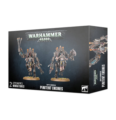 Warhammer 40,000 - Adepta Sororitas - Penitent Engines available at 401 Games Canada