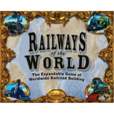 Railways of the World Card Game - 401 Games