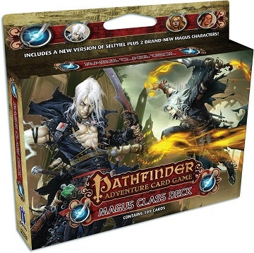 Buy Pathfinder Adventure Card Game - Magus Class Deck and more Great Board Games Products at 401 Games
