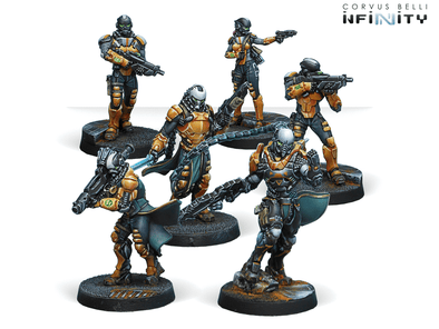 Infinity - Yu Jing - Imperial Service - Starter Pack