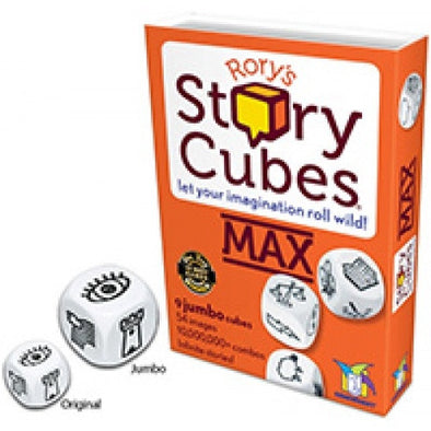 Buy Rory's Story Cubes Max and more Great Board Games Products at 401 Games