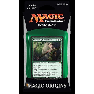 Buy MTG - Origins - Intro Pack - Hunting Pack and more Great Magic: The Gathering Products at 401 Games