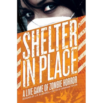 Shelter in Place - Core Rulebook - 401 Games