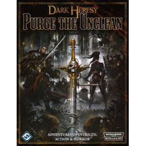 Dark Heresy - Purge the Unclean available at 401 Games Canada