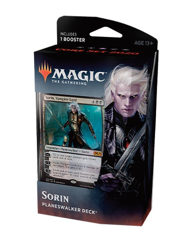 MTG - Core Set 2020 - Planeswalker Deck - Sorin - 401 Games