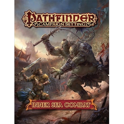 Buy Pathfinder - Campaign Setting - Inner Sea Combat and more Great RPG Products at 401 Games
