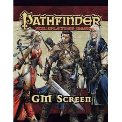 Pathfinder - Accessories - Game Master's Screen - 401 Games