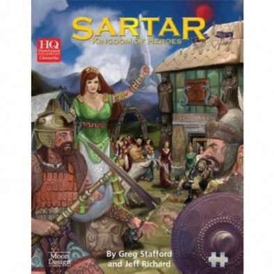 Heroquest - Sartar - Kingdom of Heroes available at 401 Games Canada