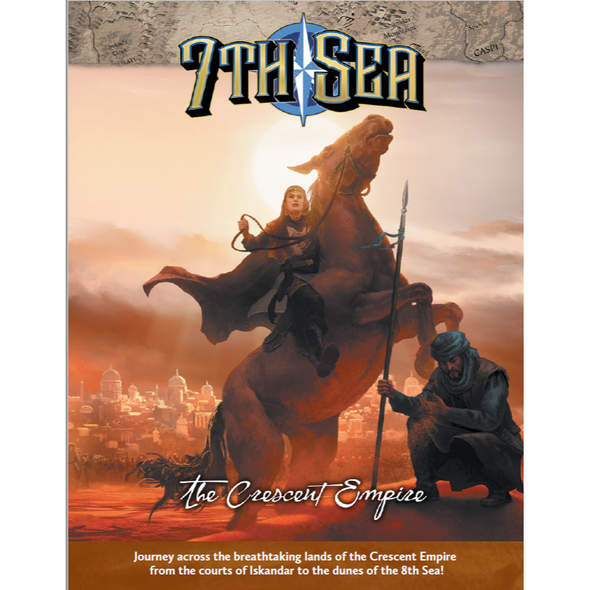7th Sea - The Crescent Empire - 401 Games