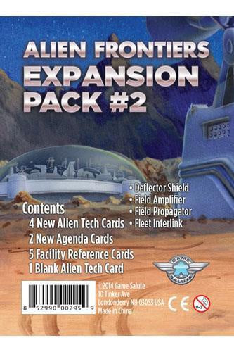 Alien Frontiers - Expansion Pack 2 - 401 Games