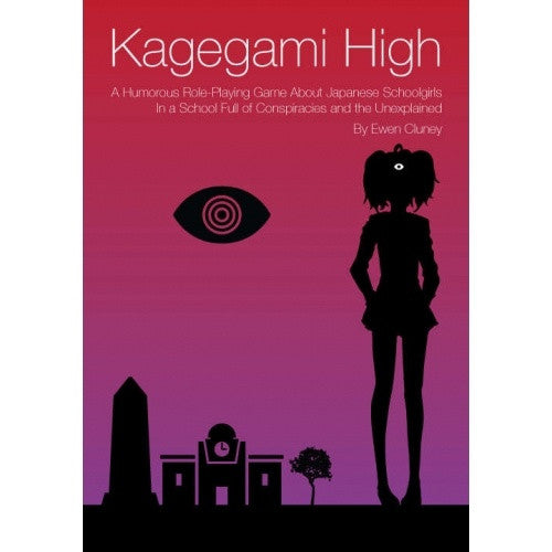 Buy Kagegami High - Core Rulebook and more Great RPG Products at 401 Games