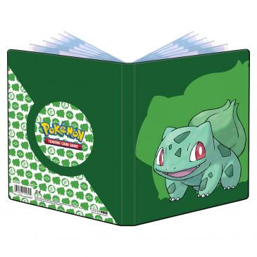 Ultra Pro - 4 Pocket Binder - Pokemon - Bulbasaur available at 401 Games Canada