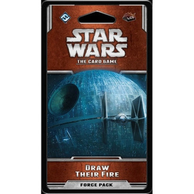 Star Wars Living Card Game - Draw Their Fire Force Pack - 401 Games