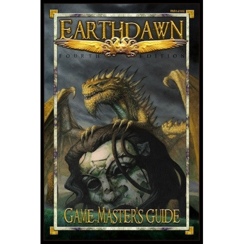 Earthdawn - Fourth Edition - Game Master's Guide available at 401 Games Canada