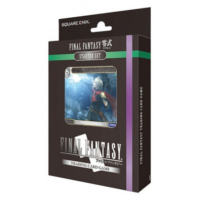 Buy Final Fantasy TCG - Opus 3 Type-0 Starter Deck and more Great Final Fantasy TCG Products at 401 Games