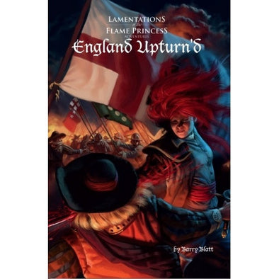 Lamentations of the Flame Princess - England Upturn'd - 401 Games